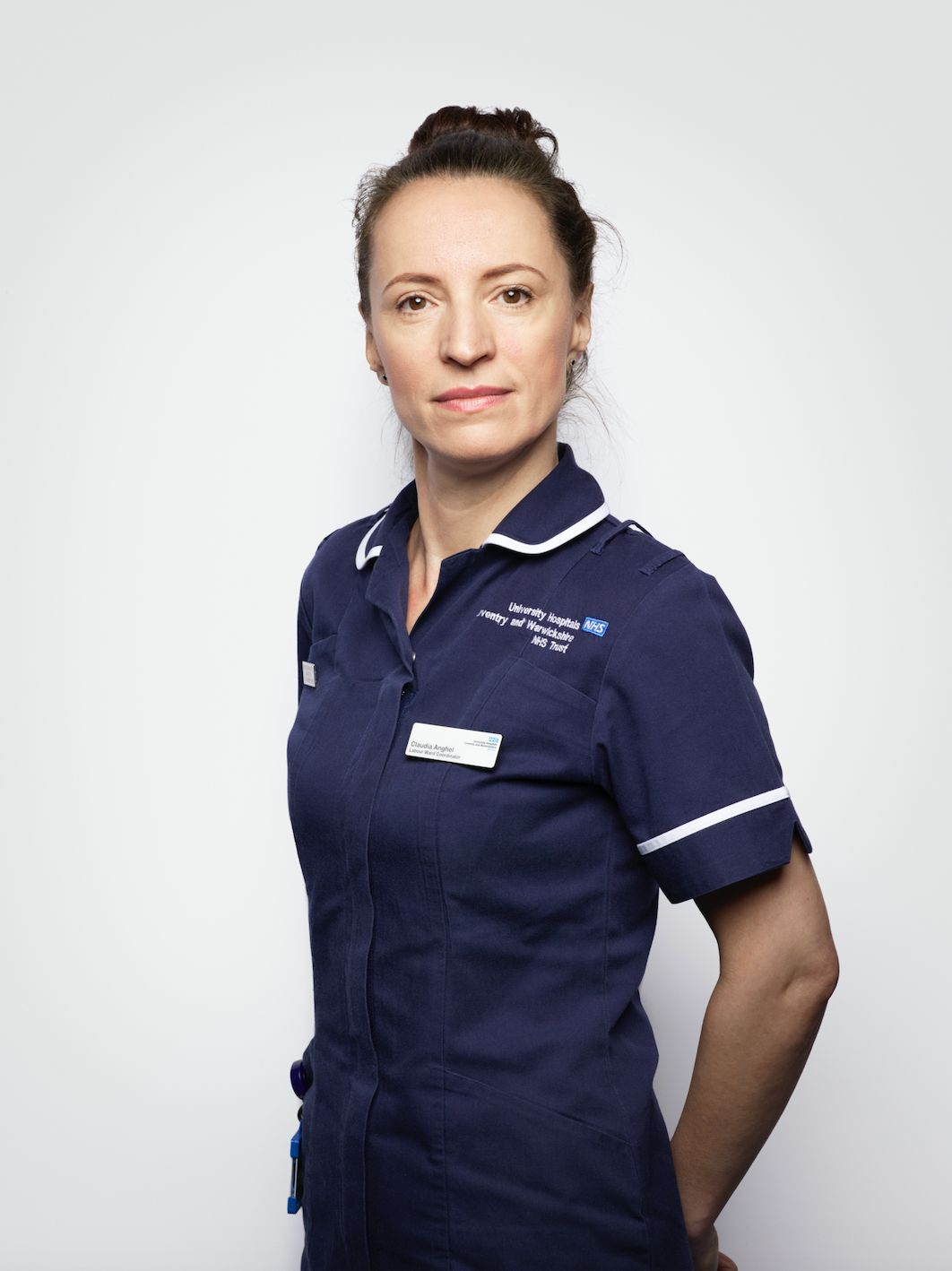 Claudia Anghel, Midwife, University Hospital Coventry and Warwickshire