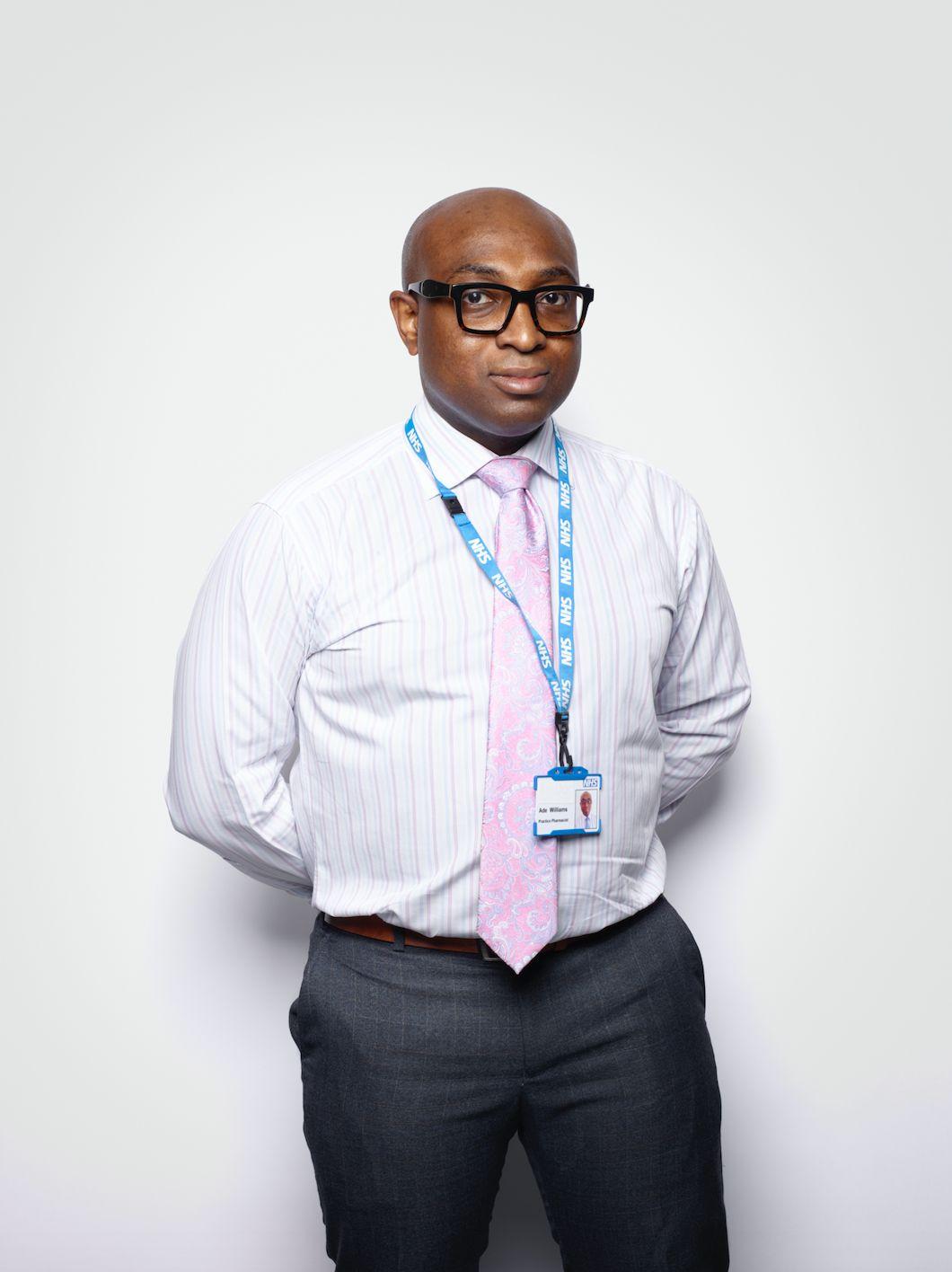 Ade Williams, Superintendent Pharmacist, Bedminster Pharmacy, Bristol