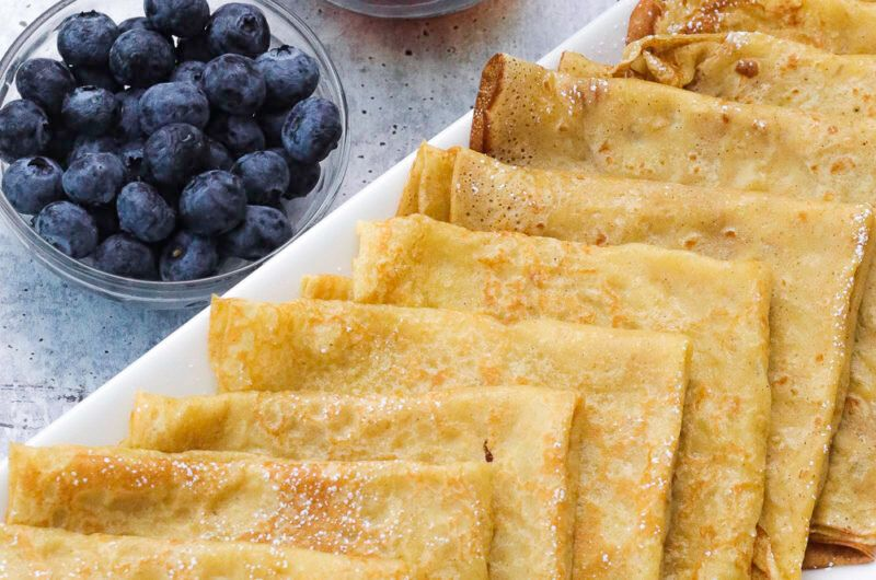 Cameroonian Pancakes from Well and Tasty