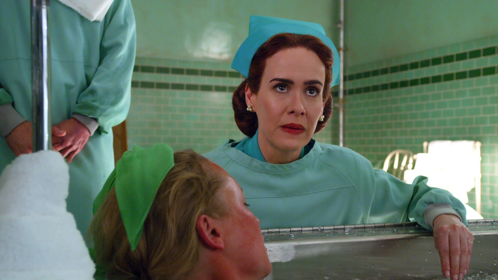 Sarah Paulson Is Nurse Ratched In 'One Flew Over The Cuckoo's Nest ...