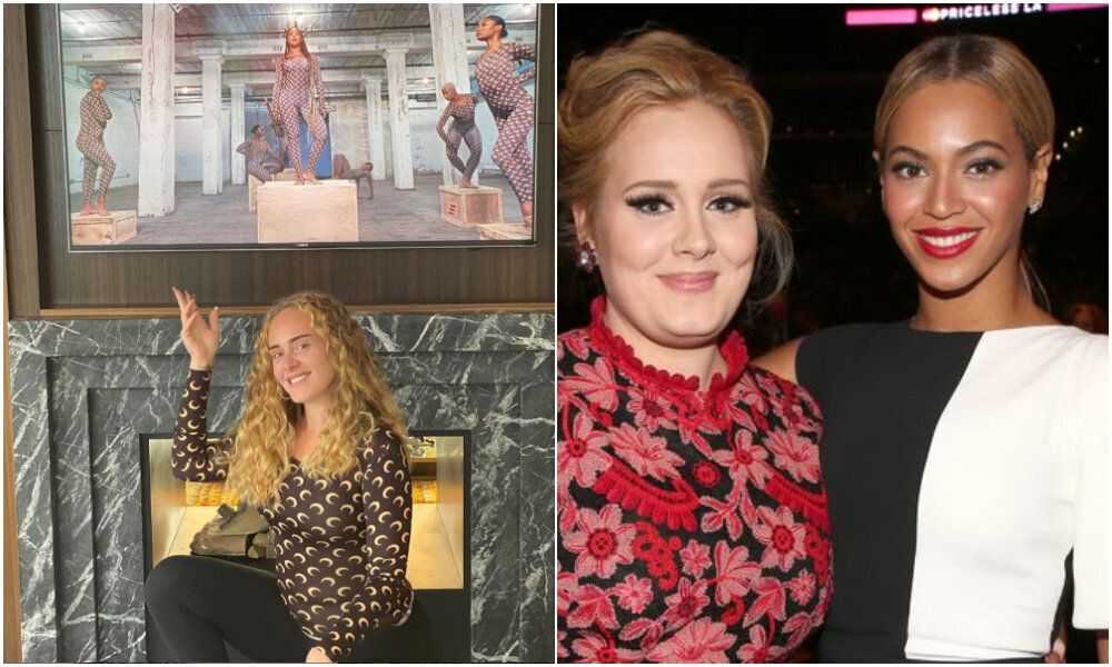 Adele Raises Eyebrows With Instagram Post In Honour Of Notting Hill Carnival