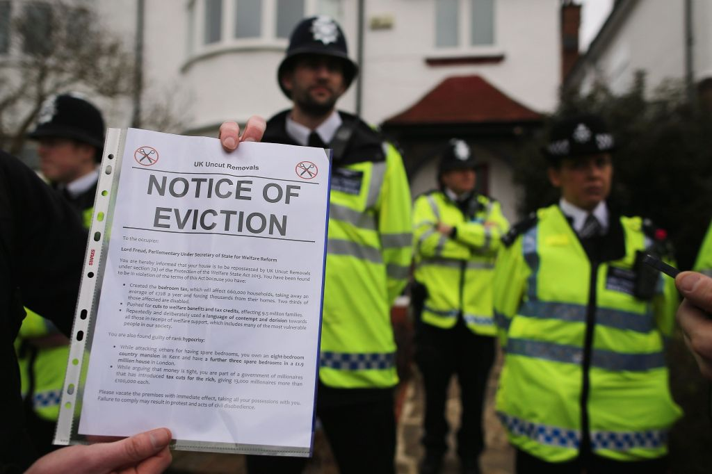 Landlords Illegally Evicting Renters Despite Ban, Says Union