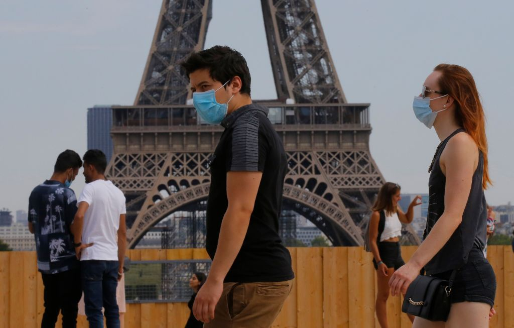 France Could Begin Quarantining Brits 'In Coming Days'