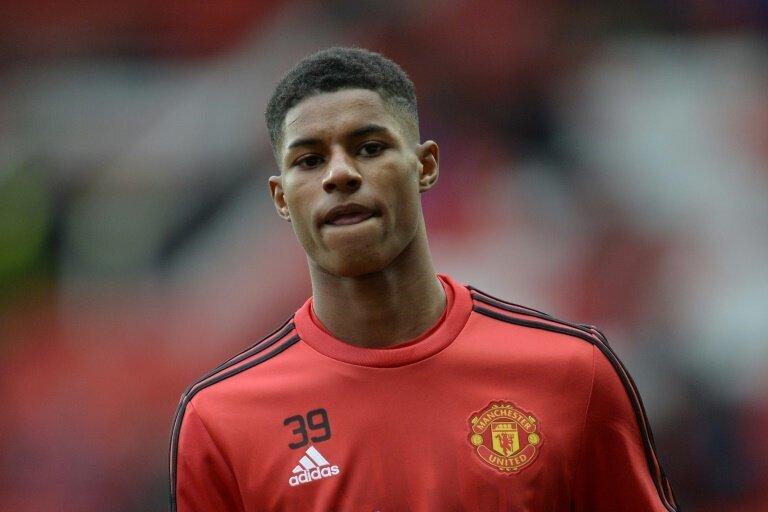 Le joueur de football de Manchester United, Marcus Rashford, souhaite combattre la précarité...