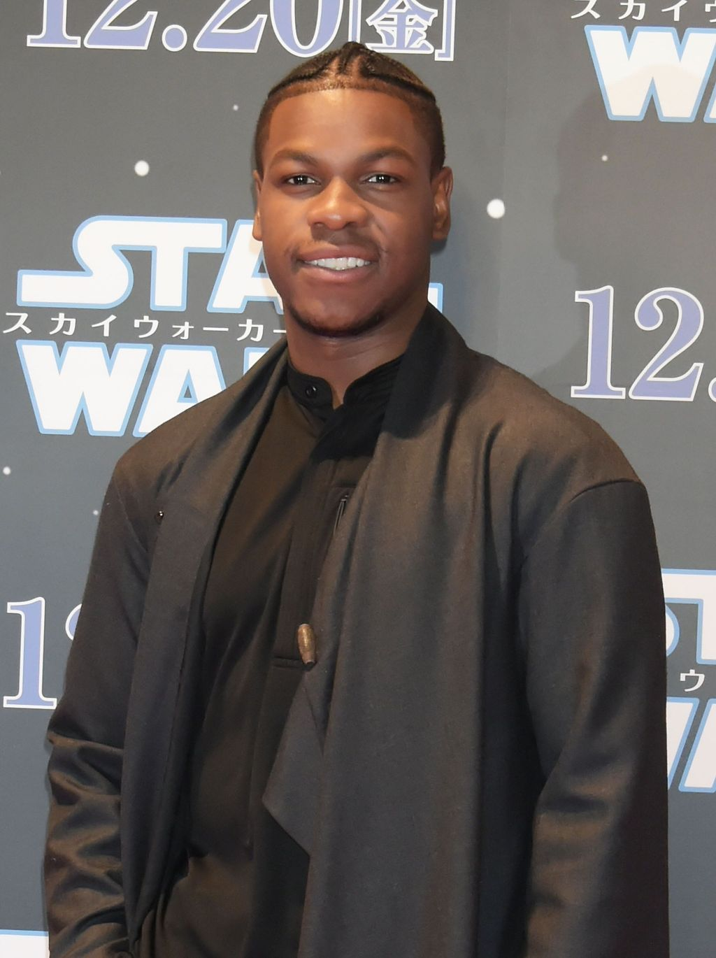John Boyega Says Disney 'Gave All The Nuance' To White Star Wars Characters