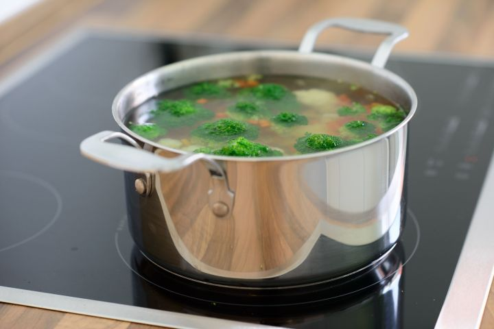 The experts we spoke to suggested not splurging on stock pots.