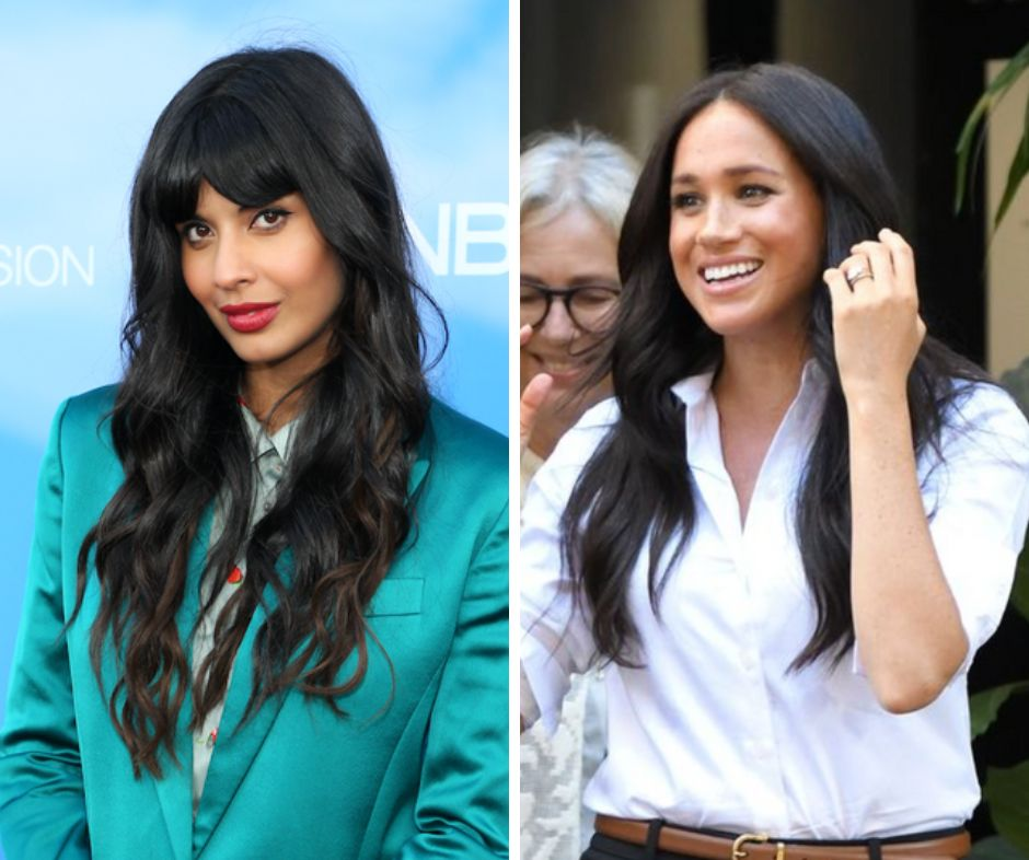 Jameela Jamil Corrects Meghan Markle Rumour: 'I've Met This Woman Once'