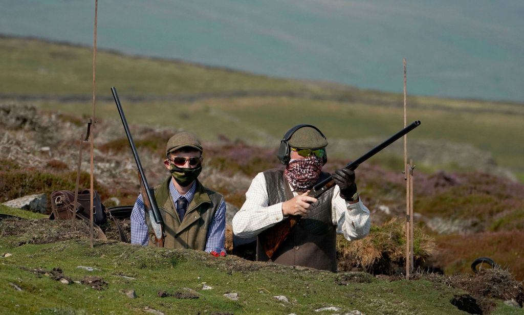 Grouse Shooting And Hunting Exempt From Johnson's 'Rule Of Six' Covid Curbs
