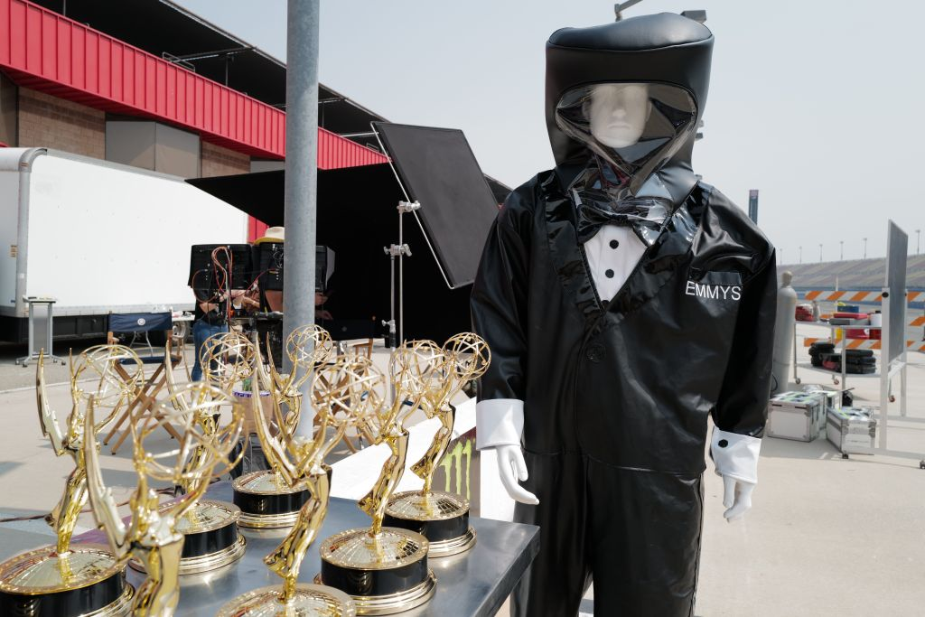 Regina King Wins Emmy For Watchmen While Wearing Shirt Honouring Breonna Taylor