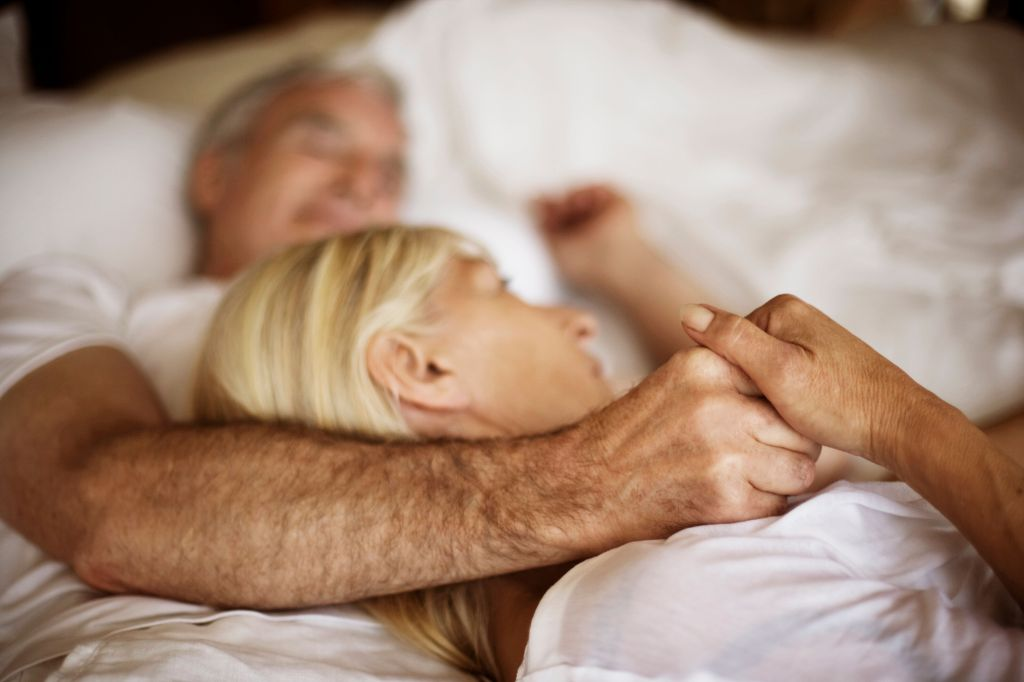 I'm 53, And Sleeping With An 83-Year-Old. Here's The Truth About 'Geriatric Sex'
