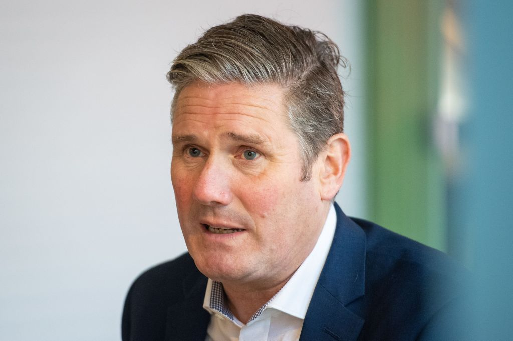 Has Keir Starmer's 'Strong On Security' Stance Found Its Limits On The Covert Sources Bill?