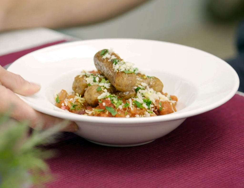 Ready To Cheat On Meat? Then Try This Show-Stopping Sausage Ragu