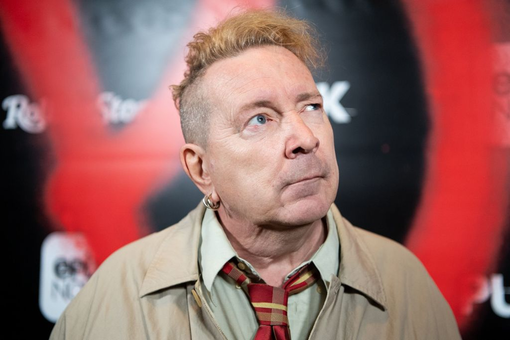 Sex Pistols' John Lydon Says He'd Be 'Daft As A Brush Not To' Vote For Trump