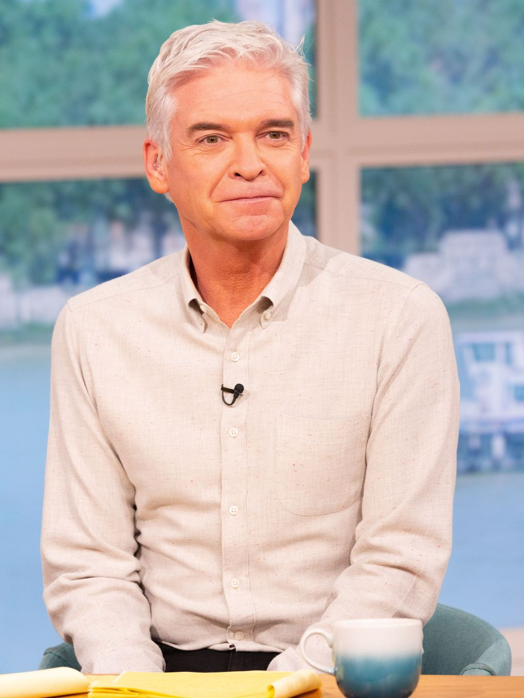 Phillip Schofield Details Past Feud With Piers Morgan: 'I Was Furious'