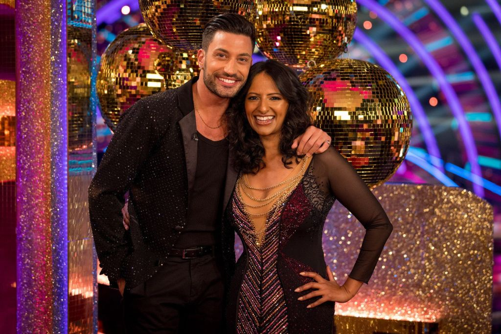 Ranvir Singh Admits She Had To Be 'Put In Her Place' After 'Total Meltdown' During Strictly Rehearsals