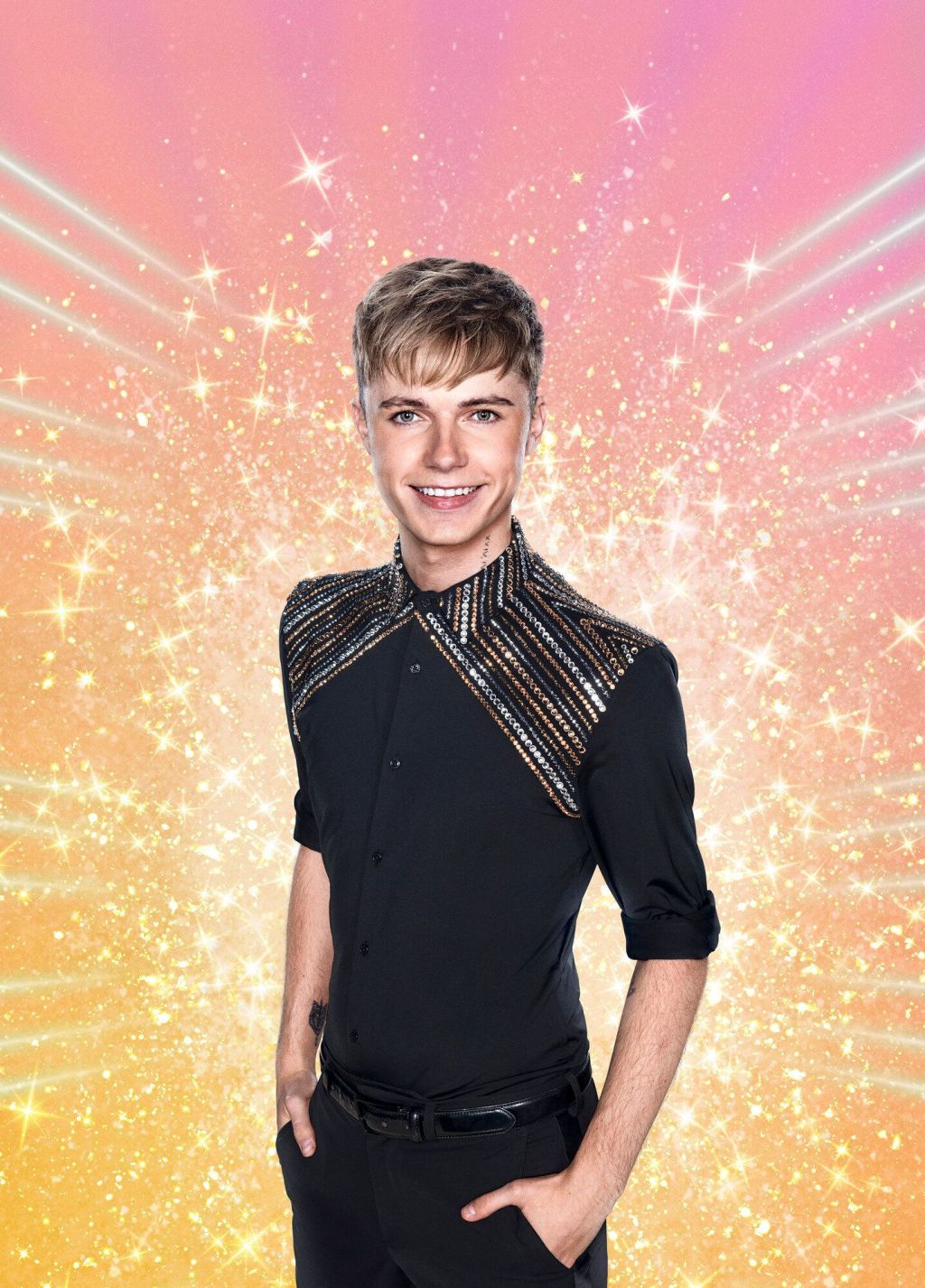 HRVY Reveals He 'Bowed Out' Of Strictly Come Dancing Prior To Getting Covid-19 All Clear
