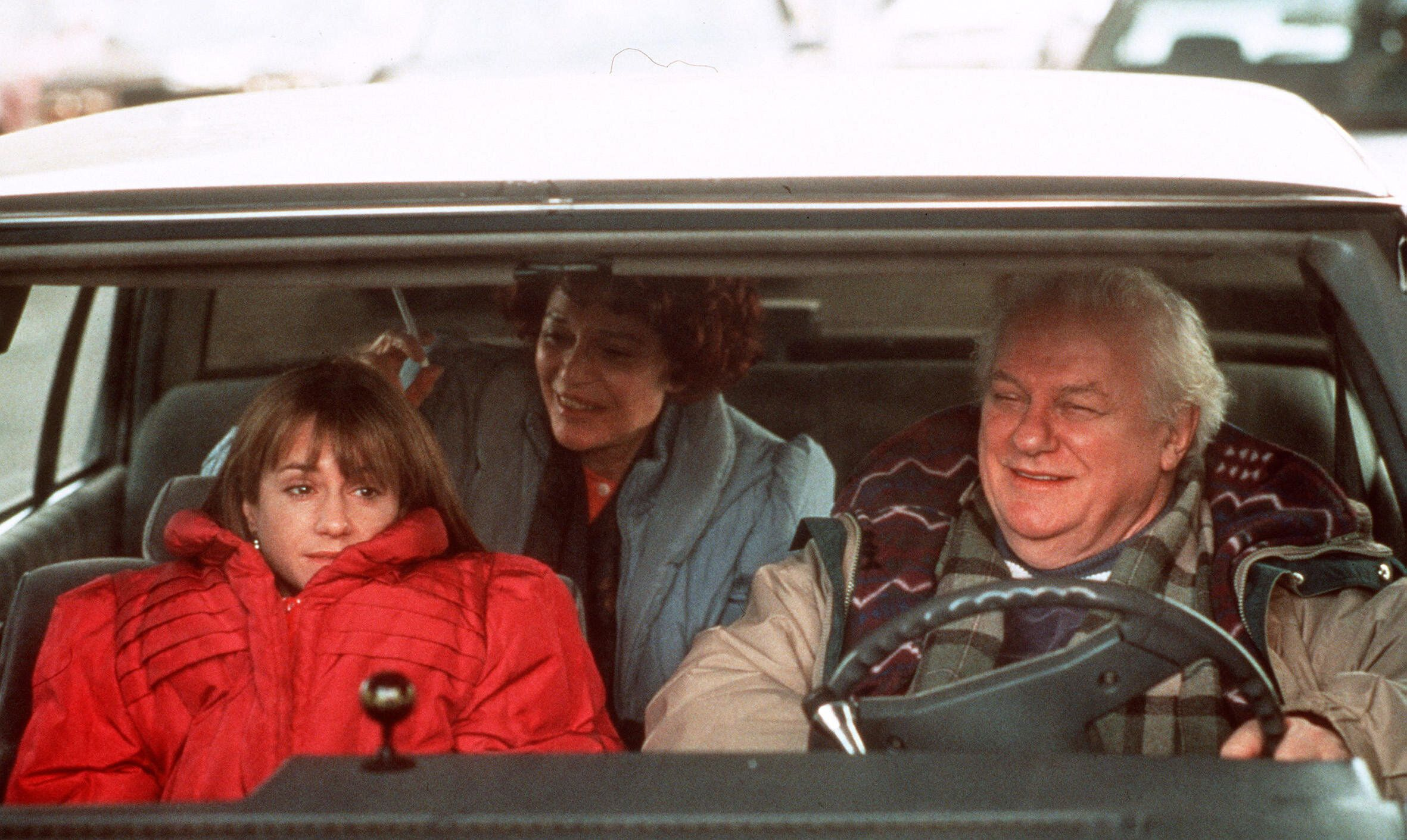 """Holly Hunter, Anne Bancroft and Charles Durning in """"Home for the Holidays."""""""