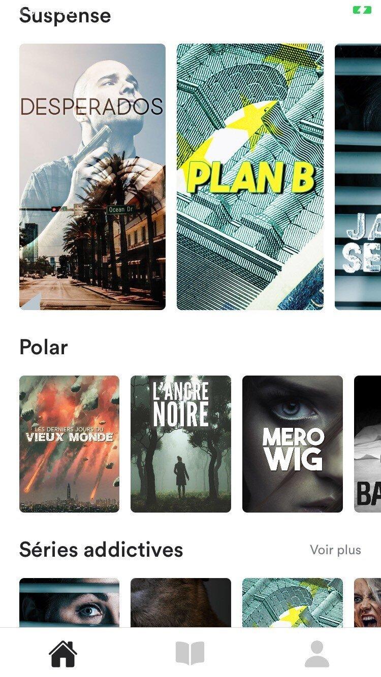Suspense, polar, SF, humour... Le catalogue de Rocambole balaie plusieurs genres