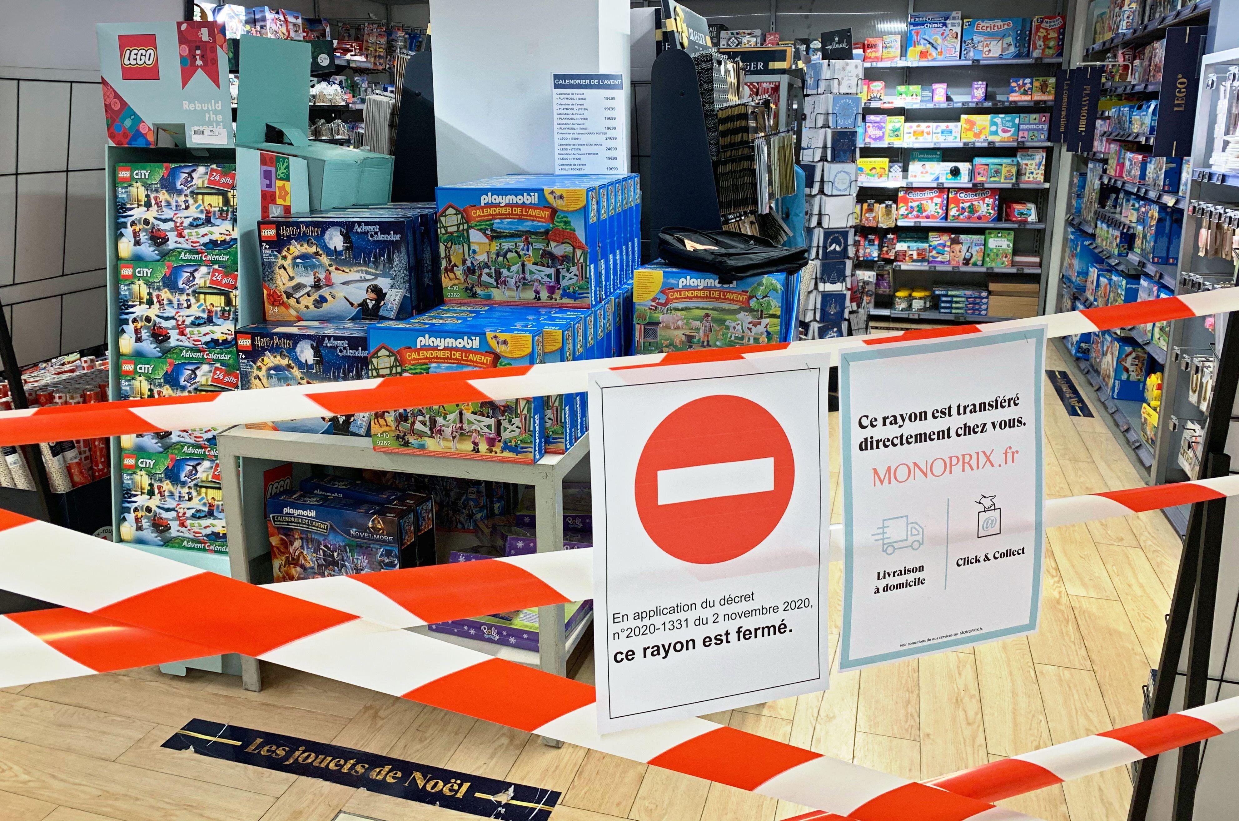 Le secteur du jouet risque des pertes colossales si les magasins restent fermés jusqu'à...