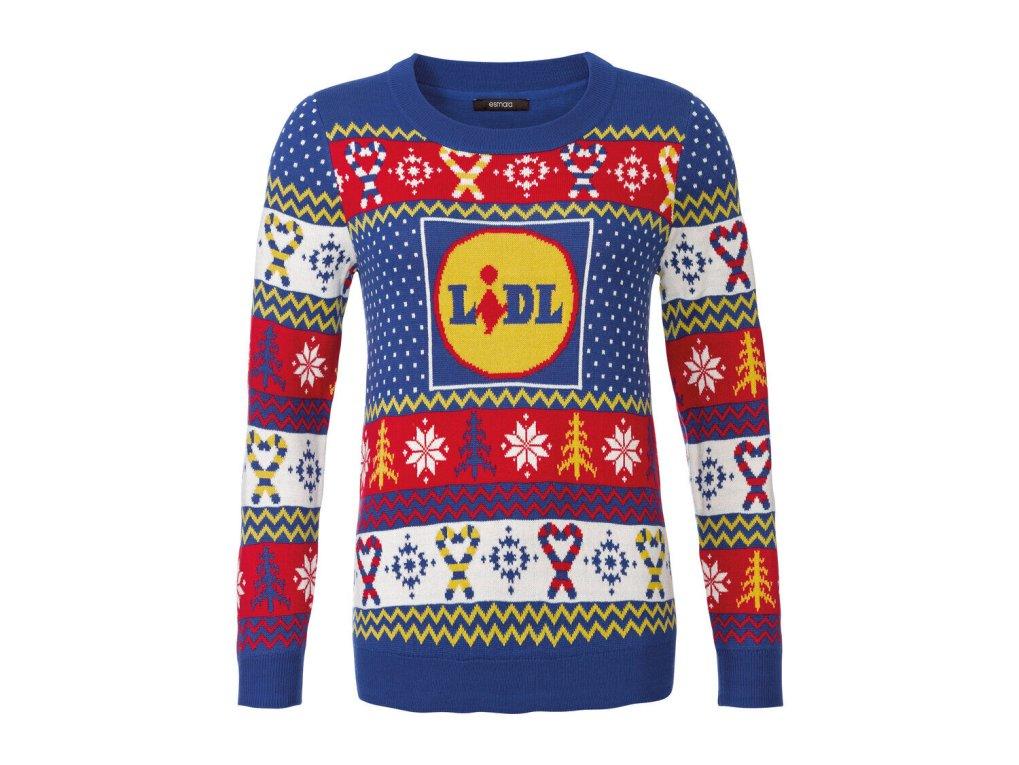 Lidl Christmas Jumper