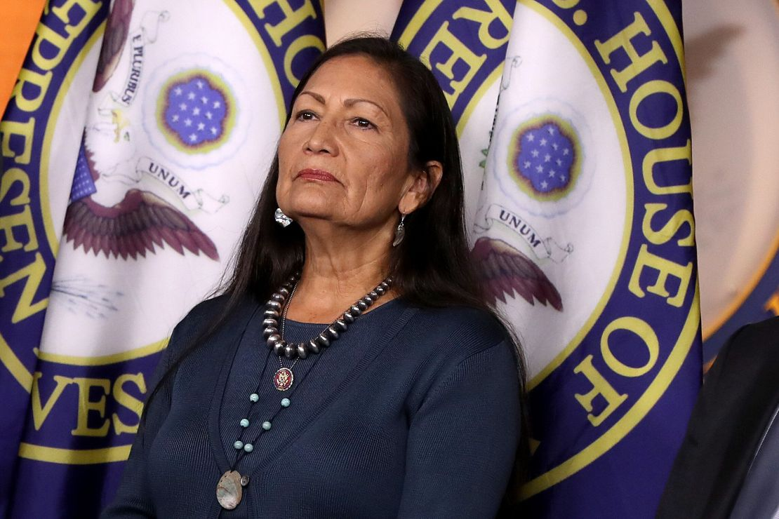 Interior Secretary Deb Haaland is acting with urgency to address the crisis of missing and murdered Indigenous women.