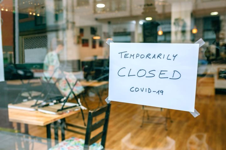 Restaurants struggled with the decision to remain closed or open back up in May.