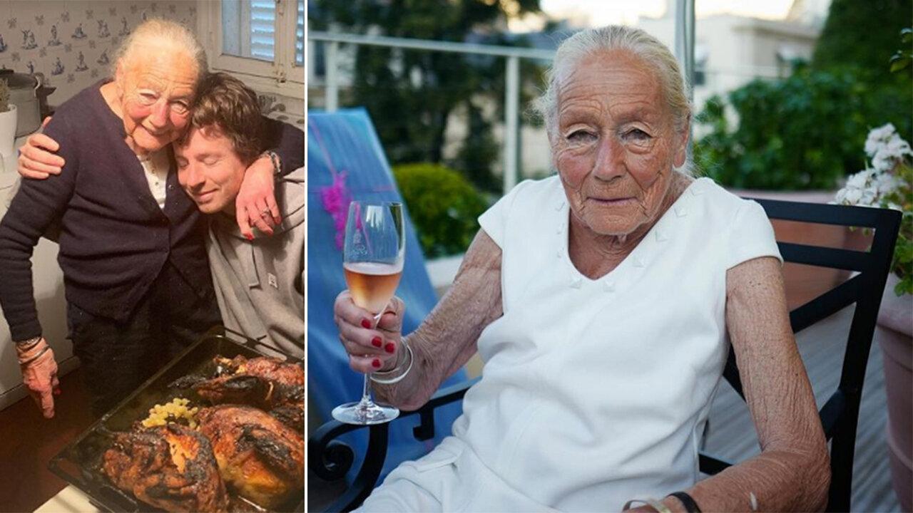 Le chef cuisinier Jean Imbert a annoncé la mort de sa grand-mère,