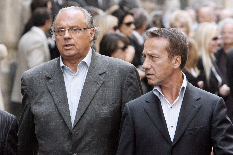 Gérard Louvin, visé par une enquête pour viols sur mineurs, dénonce un chantage de son neveu Gerard Louvin...