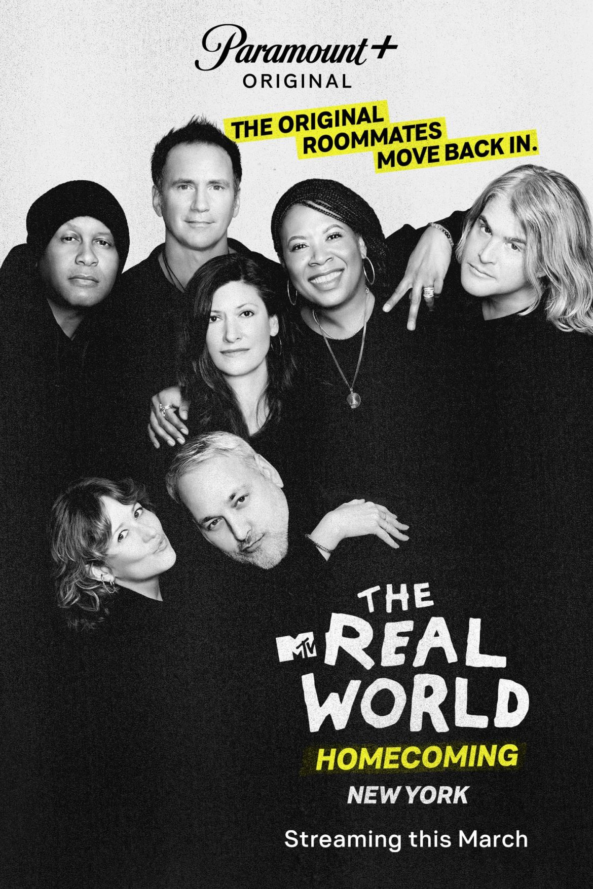 """A """"Real World"""" reunion on Paramount+."""