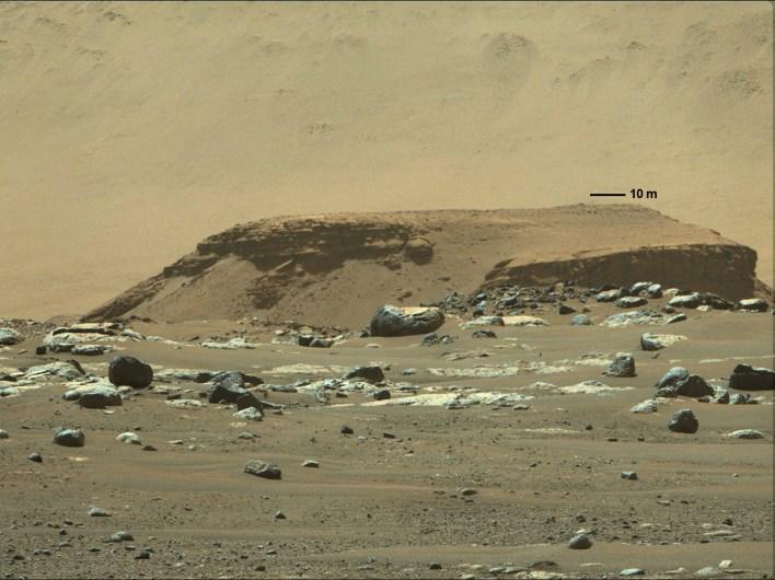 Perseverance: Τα πρώτα 6,5 μέτρα του στον Αρη και οι νέες εκπληκτικές