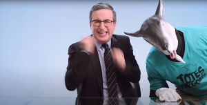 An amazing release that really got a goat by John Oliver this week
