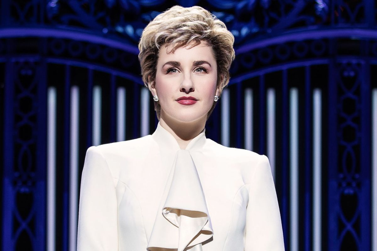 Broadway performer Jeanna de Waal as Princess