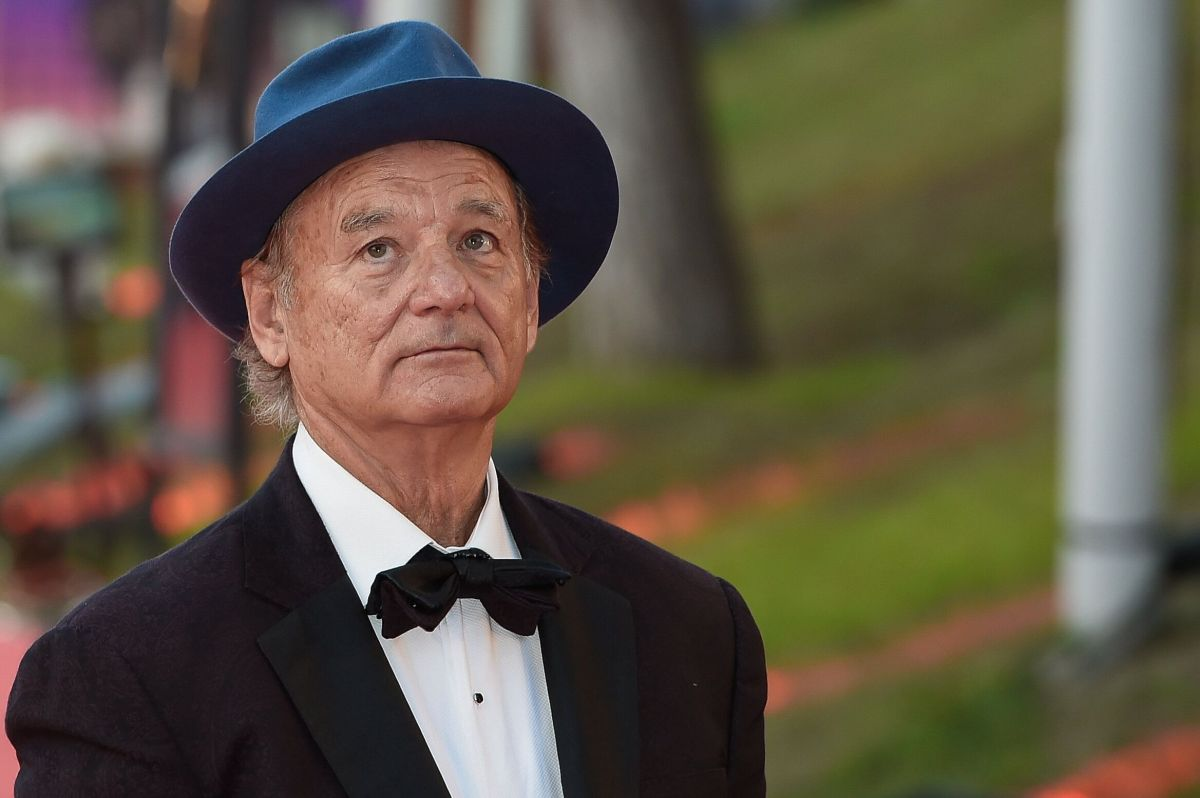 Bill Murray pictured in