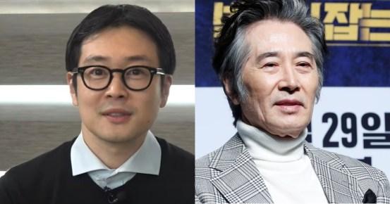 TV에서 은퇴를 선언 한 배우 이건은 백윤식 선배의 조언을 받아 '생활을 되돌려 놓기'로 결정했다.