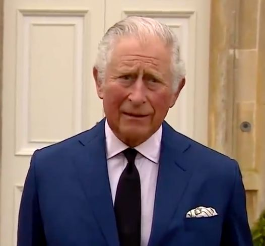 Prince Charles Grieves His 'Dear Papa' In First Appearance After Prince Philip's Death