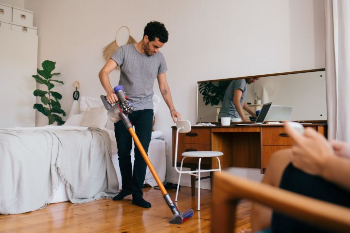 Using a quality vacuum can help reduce the number of allergens in your home.