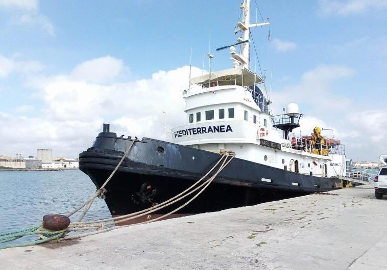 """Mediterranea: """"A giugno Mare Jonio tornerà in mare. Dalla procura accuse incosistenti"""""""