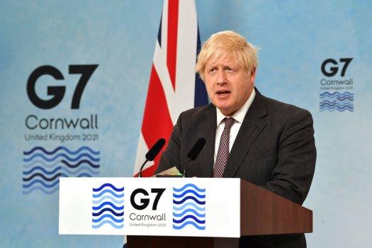 G7 Pledge Over 1 Billion Vaccine Doses To Poor Nations, Boris Johnson Says 2