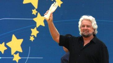 Beppe Grillo, fra Tafazzi e Kronos (di R. Arditti)