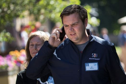 J.D. Vance Tells Tucker Carlson The Quiet Part Out Loud: He Wants A 'Healthy Ruling Class' 2