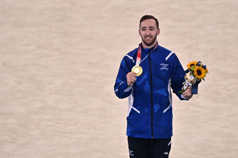 Israel Wins Its 2nd Olympic Gold Medal Ever