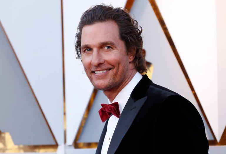 Matthew McConaughey Predicts The Bizarre Way He'll Die