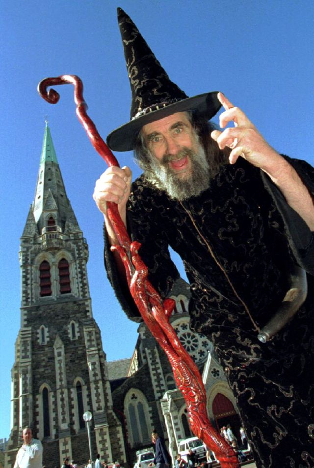 The Wizard in the 1990s.