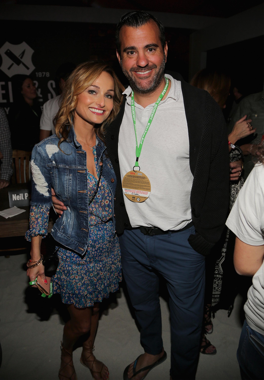 Giada De Laurentiis Steps Out With Rumored New Boyfriend Shane Farley Fashion Blog Clothing Store
