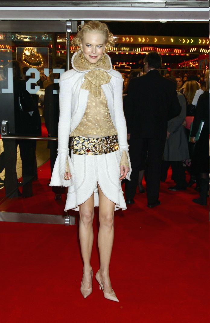 Nicole Kidman's Style Has Come Completely Full Circle Nicole Kidman's Style Has Come Completely Full Circle 594945f01700002000101de1