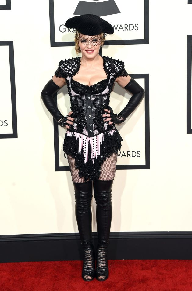 madonna's best outfits rankedthe huffington post