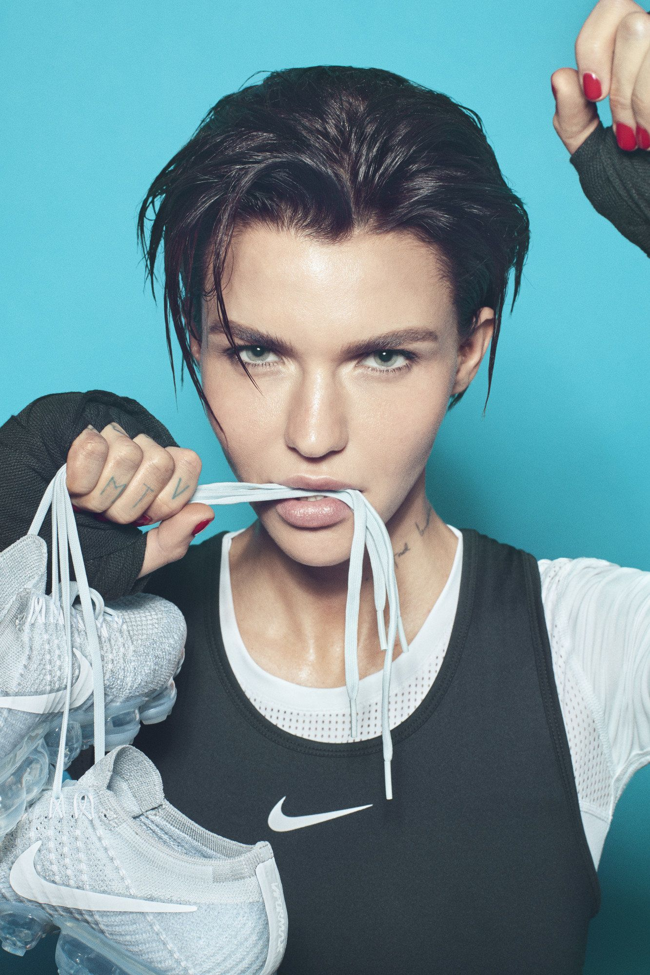 Ruby Rose Stars In Nikes Latest Campaign And Looks Incredible