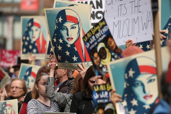 Anti-Muslim Hate Crimes Are Spiking In The U.S. Donald Trump Won't Speak Up.