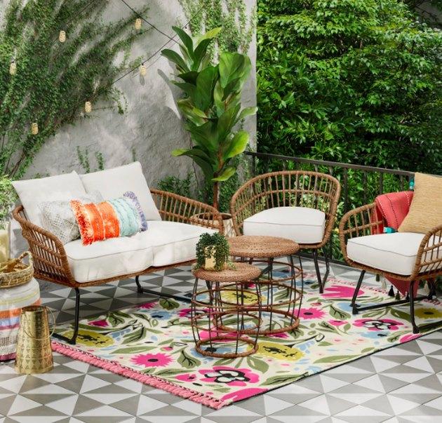 13 Pieces Of Patio Furniture We Kinda Wanna Use Indoors Hunker