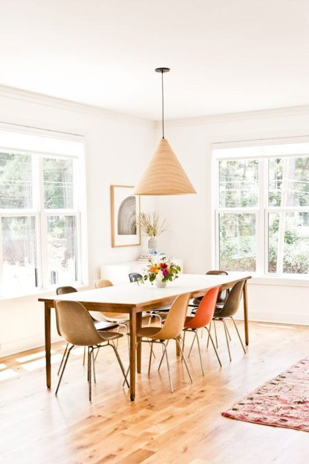 Dining Room Curtain Ideas That Are Easy to Replicate | Hunker on Dining Room Curtain Ideas  id=20996